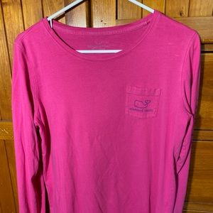 Long Sleeve Vineyard Vines Tee